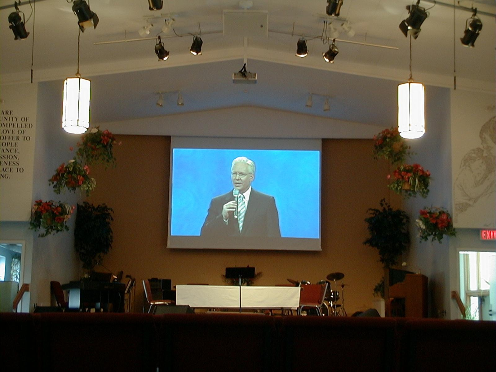Church Video System