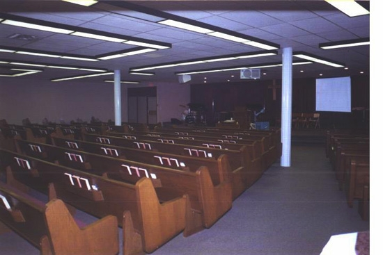 Cornwall Pentecostal Sanctuary