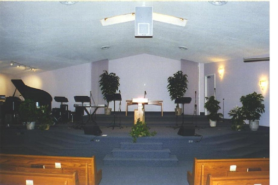 Markham Pentecostal Church