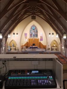Church Sound Installation